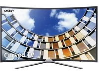 "Samsung M6300 49"" Full HD Smart Curved TV"