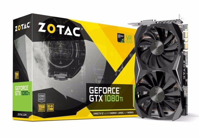 Zotac GTX 1080 Ti 11GB Mini Graphics Card
