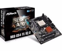 Asrock N68 GS4 FX R2.0 Socket AM3+/AM3 Motherboard
