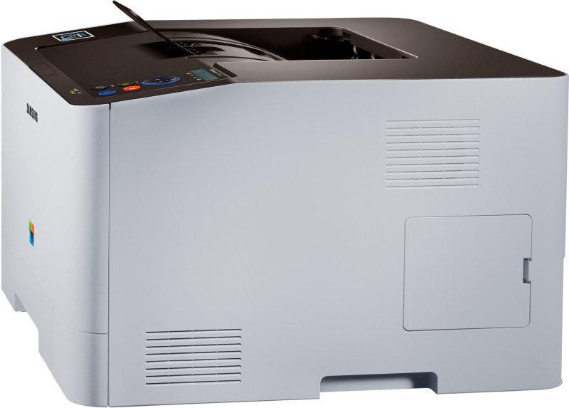 EXDISPLAY Samsung SL-C1810W Wireless and NFC Colour Laser Printer