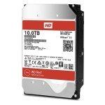 "WD Red NAS 10 TB Internal HDD - 3.5"" - WD100EFAX"