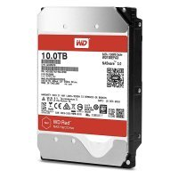 "WD Red NAS 10 TB Internal HDD - 3.5"" - WD100EFAX"