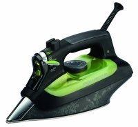 Rowenta Eco Focus Steam Iron DW6010 - Black and Green