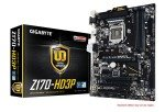 Gigabyte GA-Z170-HD3P Socket LGA1151 HDMI 7.1 Channel Audio Motherboard