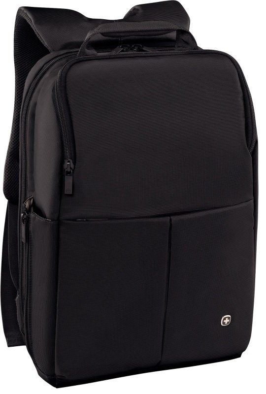 "Wenger 601068 Reload 14"" Laptop Backpack with Tablet Pocket - Black"