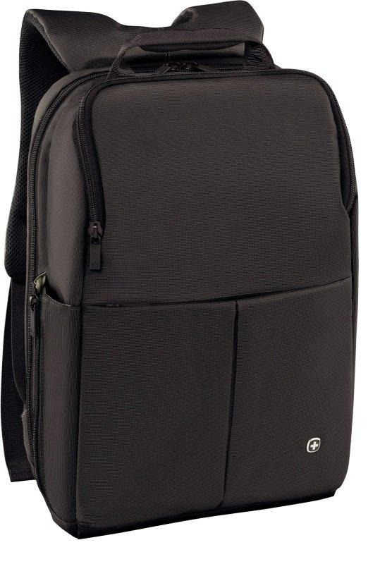 """Wenger Reload 16"""" Laptop Backpack - Grey"""