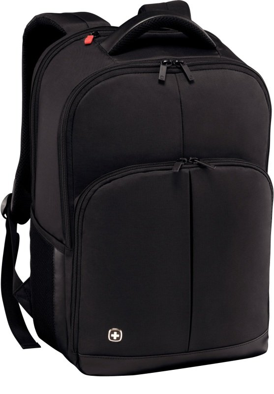 "Wenger 601072 Link 16"" Laptop Backpack with Tablet Pocket - Black"