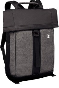 "Wenger Metro 16"" Flapover Laptop Backpack"