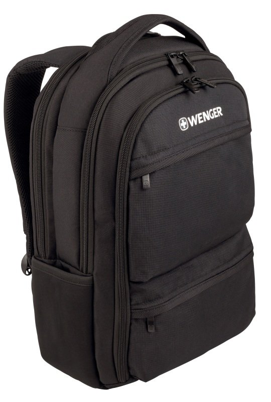 "Wenger 600630 Fuse 15.6"" Laptop Backpack with Tablet / eReader Pocket"