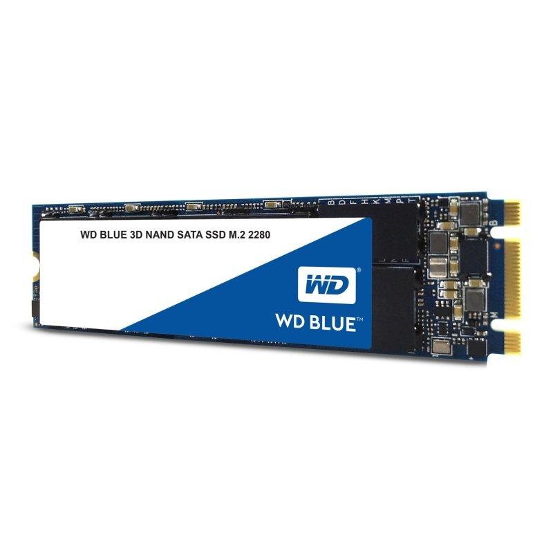 WD Blue 500GB 3D NAND SSD M.2 2280