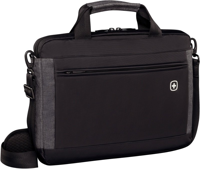 "Wenger 601081 Incline 16"" Laptop Slimcase with Tablet Pocket - Black"
