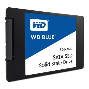 WD Blue SSD 3D NAND 2TB 2.5 SATA