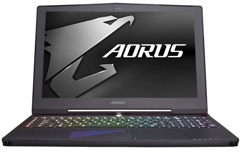 "Image of AORUS X5 v7-CF3 Gaming Laptop, Intel Core i7-7820HK 2.9GHz, 16GB RAM, 1TB HDD, 256GB SSD, 15.6"" IPS 2880x1620 WQHD+, No-DVD, NVIDIA GTX 1070 8GB, WIFI, Windows 10 Home"
