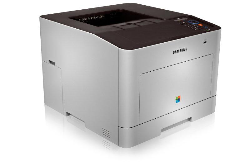 EXDISPLAY Samsung CLP-680DW ProXpress 24PPM Laser Printer