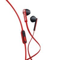 Urbanista San Francisco Red Snapper in Ear Headphone