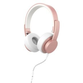 Urbanista Seattle Wired Rose Gold On Ear Headphones