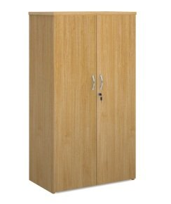 Ebuyer 1440mm High Standard Cupboards - Oak