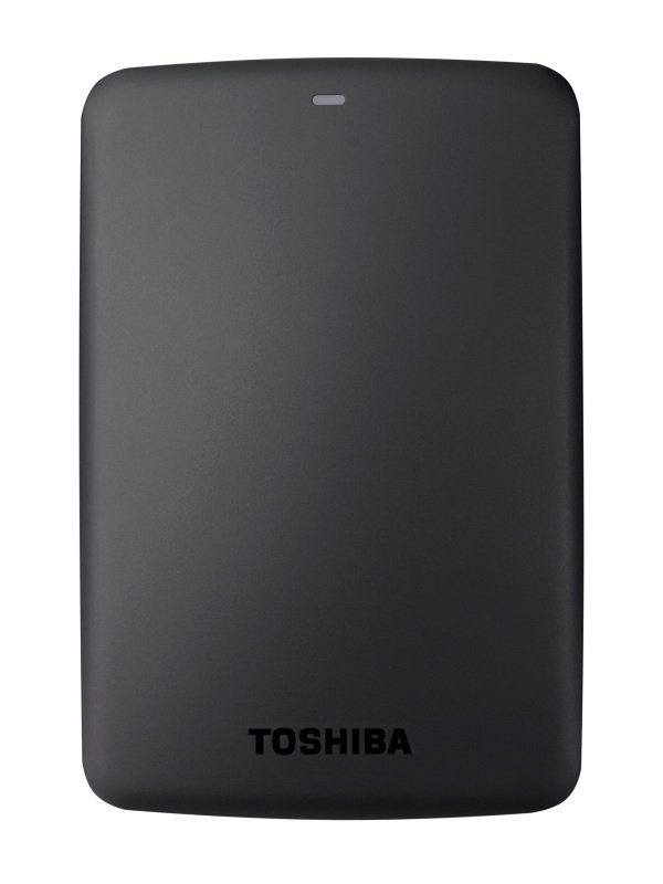 Toshiba Canvio Basics 3TB Portable External Hard Drive - Black
