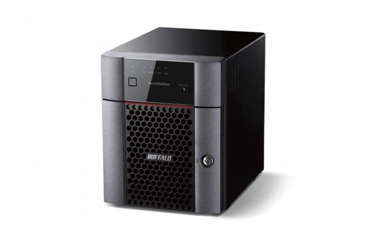 Buffalo 4TB TeraStation 3410DN 4 Bay Desktop NAS