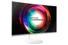 "Samsung C32H711 31.5"" WQHD Curved Monitor"