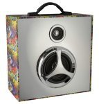 Jivo Infinity Pulse Bt Speaker Graffiti