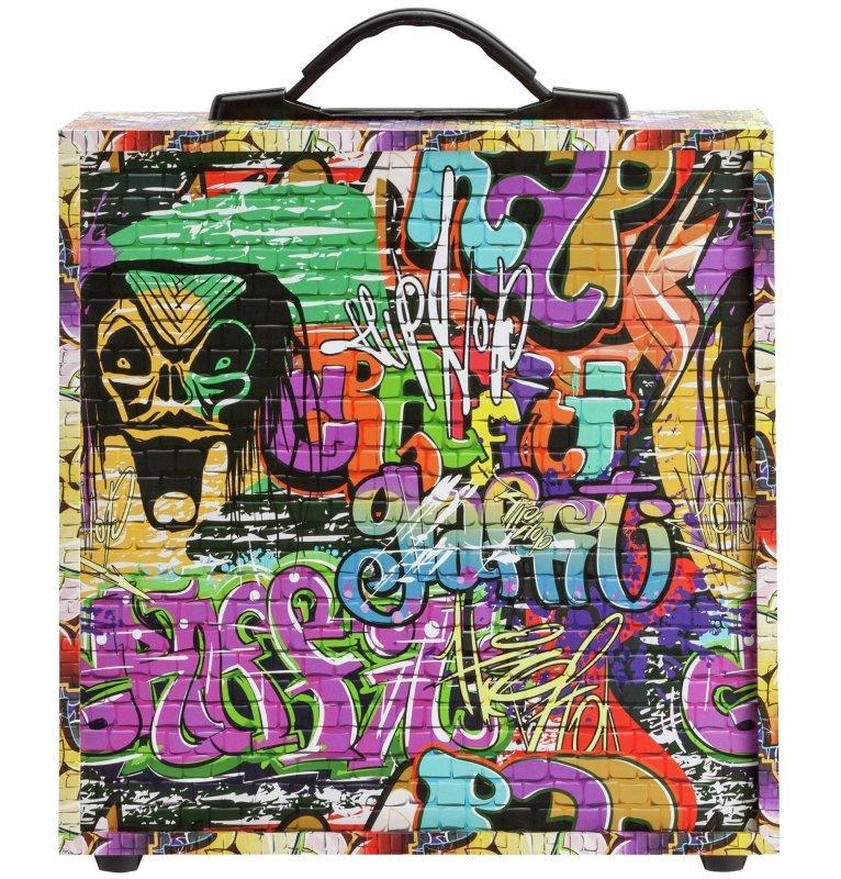 Jivo Inifity Pulse Bt Speaker Graffitti