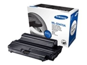 Samsung ML-D3470A Black Toner Cartridge - 4,000 Pages