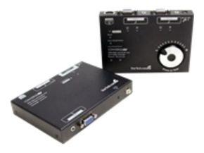 StarTech.com Long Range VGA over Cat5 Video Extender 300m / 950 ft - 1920x1080