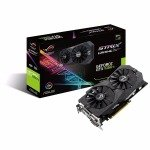 Asus GTX 1050 Ti 4GB ROG STRIX GAMING Graphics Card