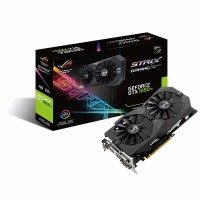 Asus NVIDIA GTX 1050 Ti 4GB ROG STRIX GAMING Graphics Card