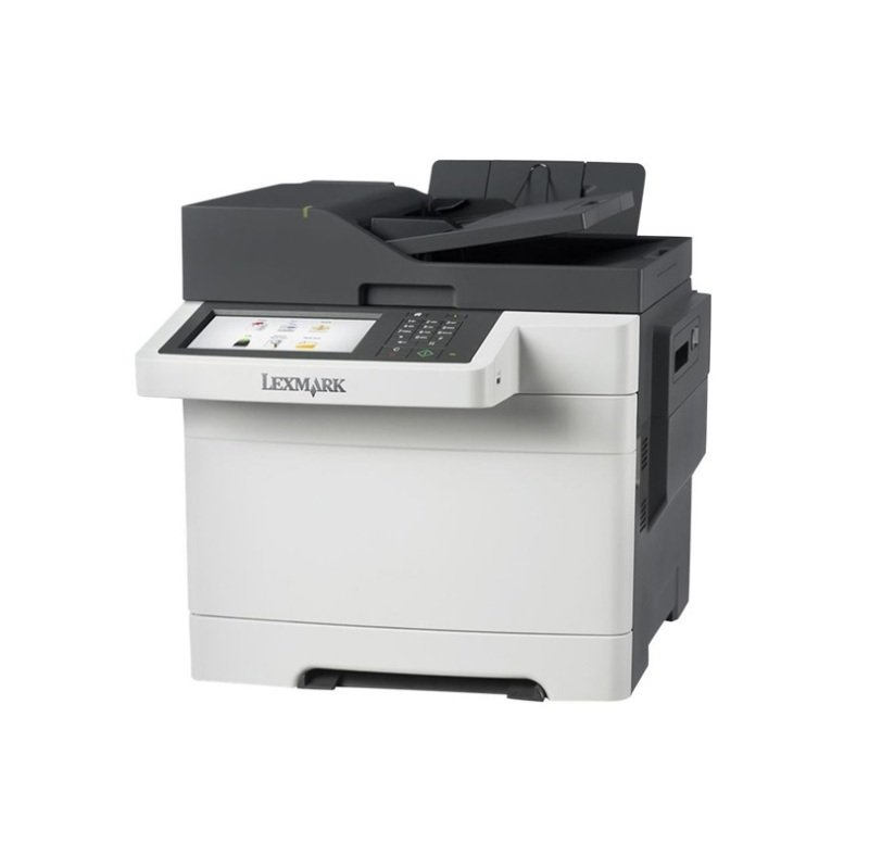 Lexmark CX517de Multifunction Colour Laser Printer