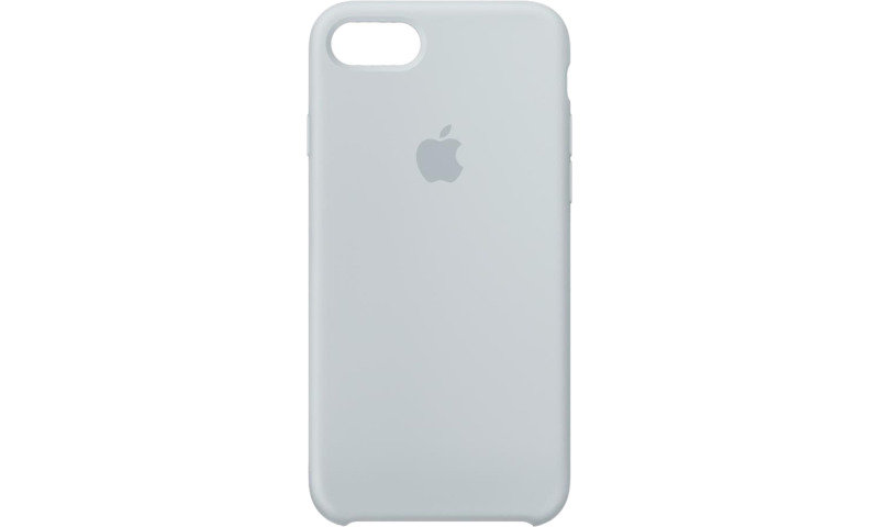 Apple iPhone 7 Silicone Case - Mist Blue