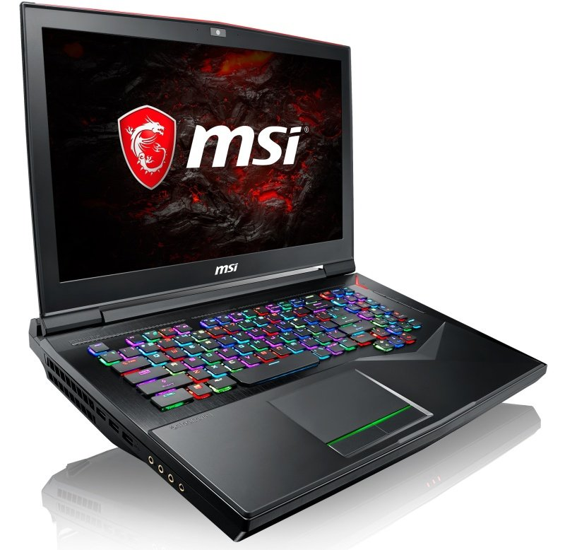 MSI GT75VR 7RF(Titan Pro)-011UK Gaming Laptop, Intel Kabylake i7-7820HK 2.9GHz, 16GB DDR4, 1TB HDD, 256GB SSD, 17.3 FHD, No-DVD, NVIDIA GTX 1080 8GB, WIFI, Windows 10 Home