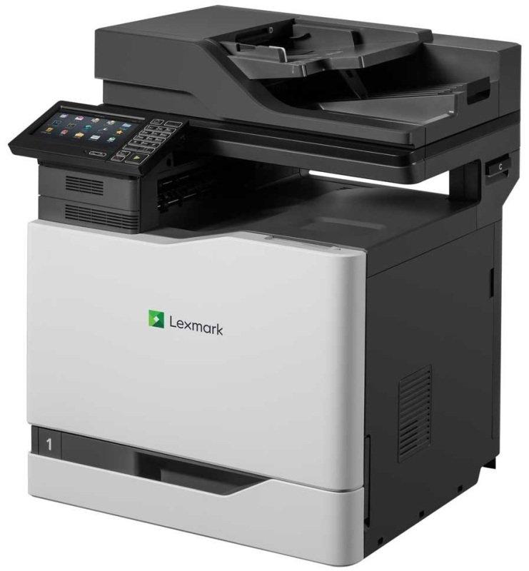 Lexmark CX827de A4 Multifunction Colour Laser Printer