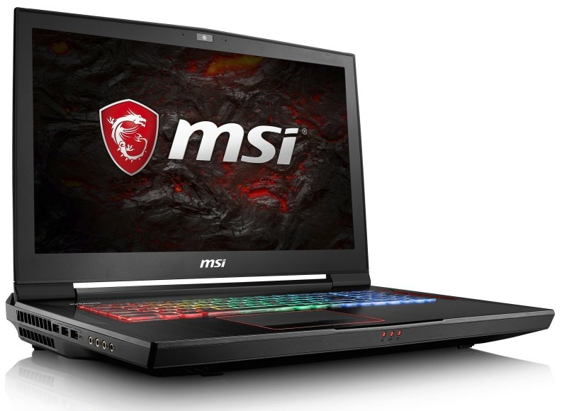 MSI GT73EVR 7RE(Titan)-850UK 1070 Gaming Laptop, Intel Kabylake i7-7820HK 2.9GHz, 16GB DDR4, 1TB HDD, 512GB SSD, 17.3 FHD, No-DVD, NVIDIA GTX 1070 8GB, WIFI, Windows 10 Home