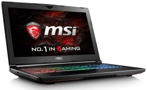 MSI GT62VR 7RE(Dominator Pro)-431UK NVIDIA GTX 1070 8GB Gaming Laptop, Intel Kabylake i7-7700HQ 2.8GHz, 16GB DDR4, 1TB HDD, 256GB SSD, 15.6 FHD, Windows 10 Home