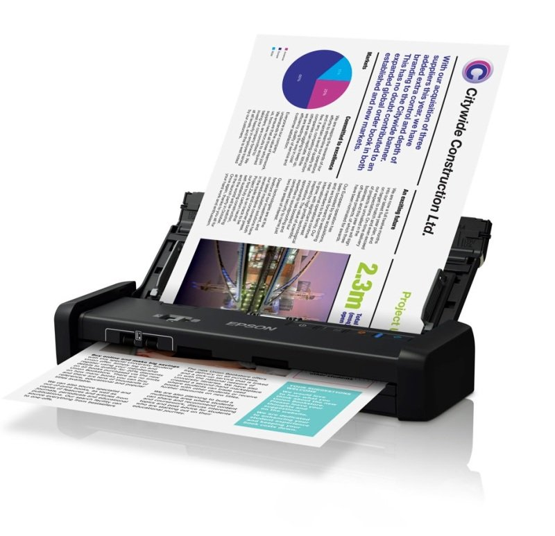 Epson Workforce DS-310 Scanner