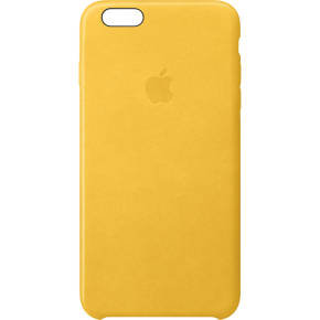 Apple iPhone 6s Plus Leather Case - Marigold