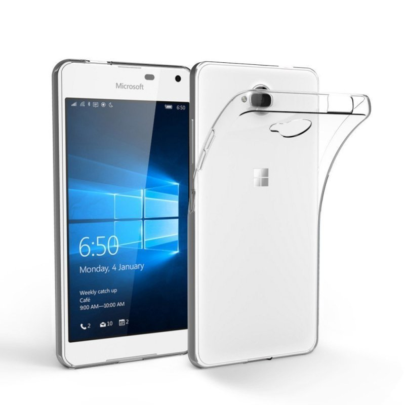 Griffin Reveal clear Case for Lumia 650