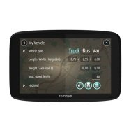 TomTom Go Professional 6200 Sat Nav Designed For Large Vehicles