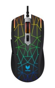 VPRO V26S Gaming Optical Mouse Black