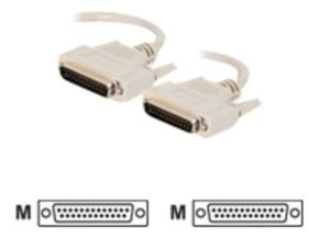 C2G, DB25 M/M Cable, 1m