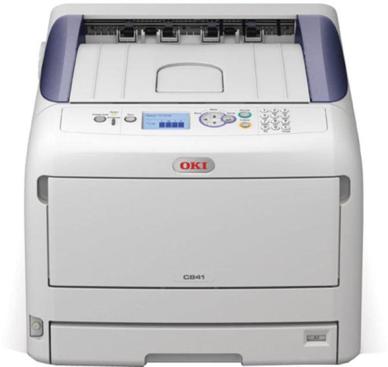 Image of OKI C841DN A3 Duplex Network Colour Laser Printer