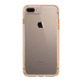 Griffin Phone Case for Apple iPhone 7+6s+6+Gold/Clear