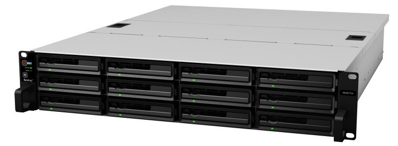 Synology RS3617XS 120TB (12 x 10TB WD RED PRO) 12 Bay Rack