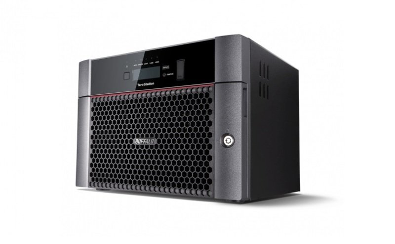 Buffalo 32TB (4 x 8TB) TeraStation 5810DN 8 Bay NAS
