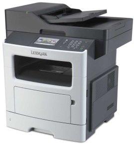 Lexmark MX517de A4 Multifunction Mono Laser Printer