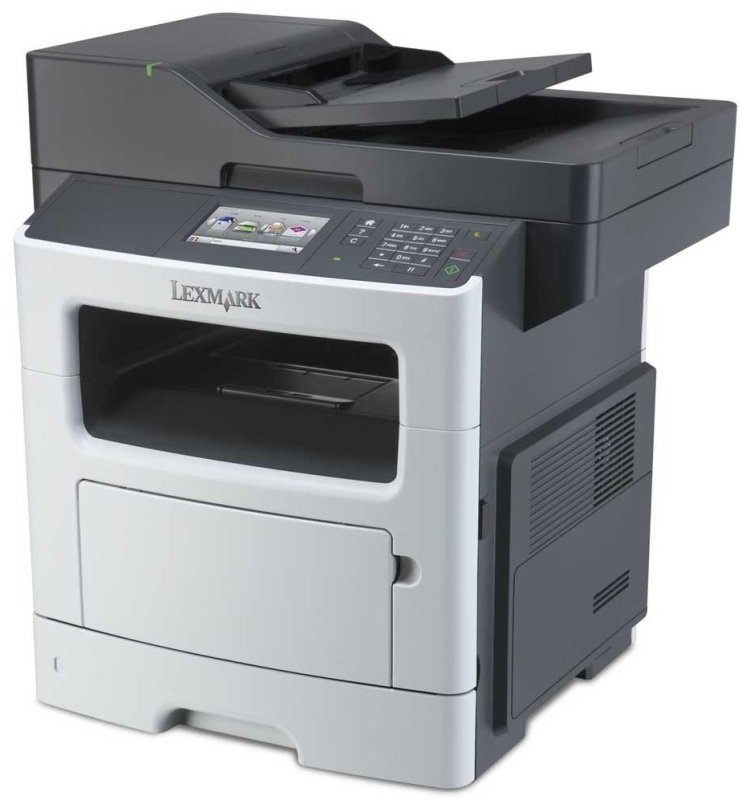 Lexmark MX517de A4 Multifunction Mono Laser Printer