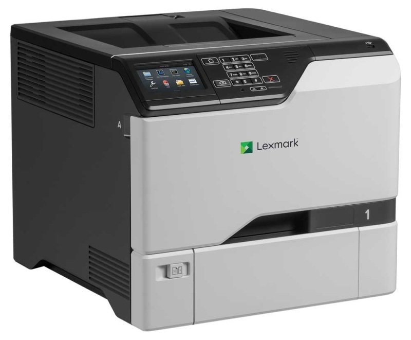 Lexmark CS727de A4 Colour Laser Printer