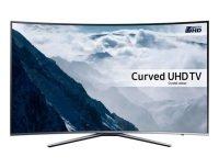 "Samsung KU6500 78"" Curved 4K UHD TV"
